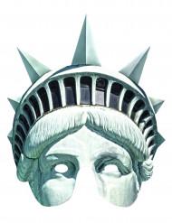 Maske Freiheitsstatue