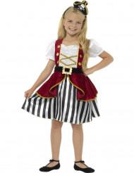 Piratin Kostüm Mädchen
