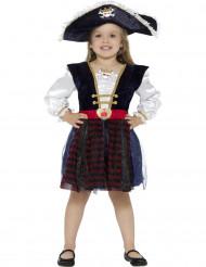 Piraten Kostüm für Mädchen