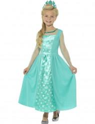 Prinzessin Eisprinzessin Kostüm Mädchen