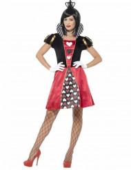 Kostüm Herzkönigin