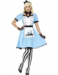 Damen-Kostüm im Gothic-Stil