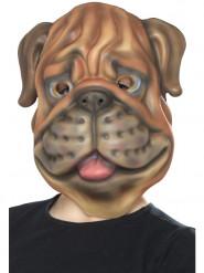 Maske Hundekopf Kinder