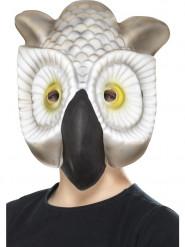 Maske Eulenkopf Kinder