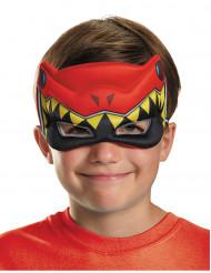 Power Rangers™ Halbmaske Dino Charger für Kinder