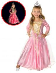 Leuchtendes Prinzessinnen Kostüm für Mädchen!