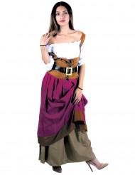 Kostüm Mittelalterliche Wirtin