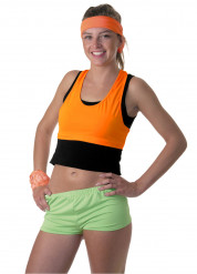 Brassière in Neonorange für Damen