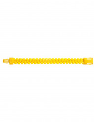 Armband Reißverschluss für Erwachsene gelb
