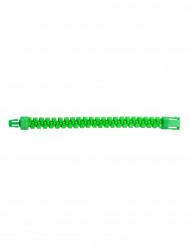 Armband Zipper für Erwachsene neongrün