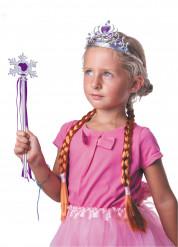 Schnee Prinzessinnen Accessoires - Set für Mädchen
