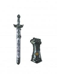 Ritterhand und Ritterschwert