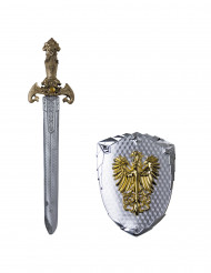 Schwert und Schildmit Phoenix