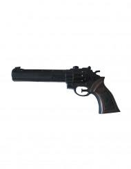 Cowboy Wasser-Pistole Spielzeug schwarz