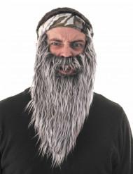 Bart für Kriegskämpfer für Erwachsene