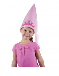 Hut rosa Fee Mädchen