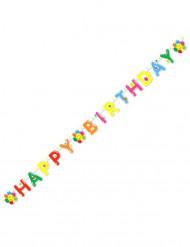 Geburtstags-Girlandelachende Ballons 180 cm