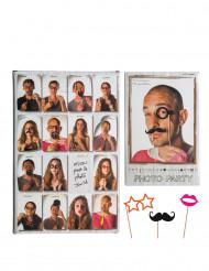 Partyset Photobooth 20 Stück