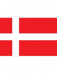 Dänische Flagge Fanartikel rot-weiss 90x150cm