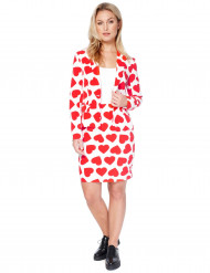 Opposuits™ Damenkostüm Queen of Hearts
