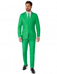 Anzug Mr. Solid Vert für Männer Suitmeister™