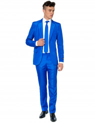 Blauer Herrenanzug Mr. Solid Suitmeister™