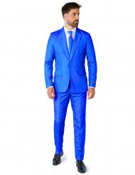 Blauer Herrenanzug Mr. Solid Suitmeister™