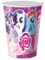 8 Pappbecher My Little Pony™ 25 cl