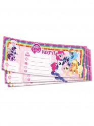 20 Einladungskarten Mein keines Pony™