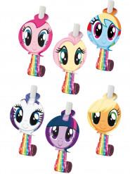 6 Partytröten Mein kleines Pony™