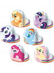 6 Diademe aus Pappkarton Mein kleines Pony™