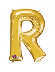 Aluminium Ballon Buchstabe R 58 x 81 cm