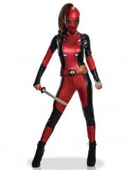 Sexy Deadpool™ Kostüm für Damen