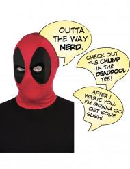 Deadpool™ Maske mit Sprechblasen
