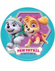 Tortenaufleger Paw Patrol™ Stella 16cm