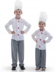 Kostüm französischer Chefkoch für Kinder