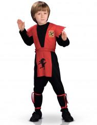 mutiger Ninja Kostüm für Jungen