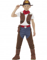 Texaner Cowboykostüm Junge