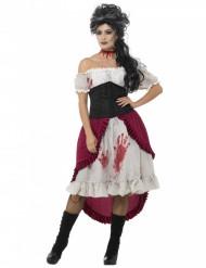 Gespenster Kostüm für Damen