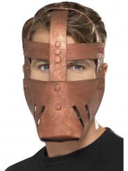 Maske römischer Krieger Bronze Erwachsene