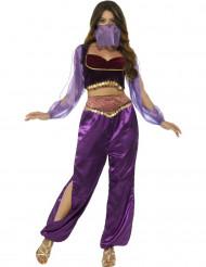 Kostüm für Damen Arabische Prinzessin