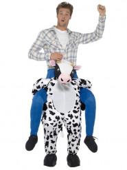 Carry Me Kuh Kostüm für Erwachsene