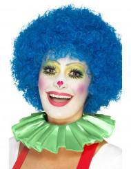 Clown-Krage Bund grün für Erwachsene