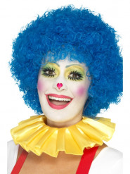 Clownskragen gelb für Erwachsene