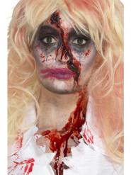 Set Make-up Zombie-Krankenschwester für Erwachsene Halloween