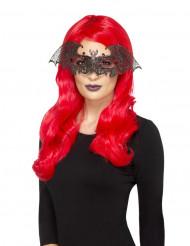 Maske Maskenball Fledermaus Damen Halloween