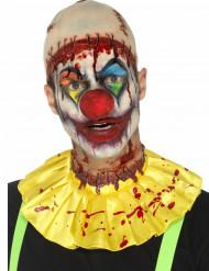 Set unheimlicher Clown Erwachsene Halloween