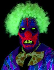 Maske Clown Effekt UV Erwachsene