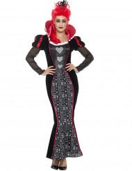 Kostüm Herzkönigin Damen