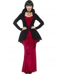 Königliches Vampir Kostüm für Damen